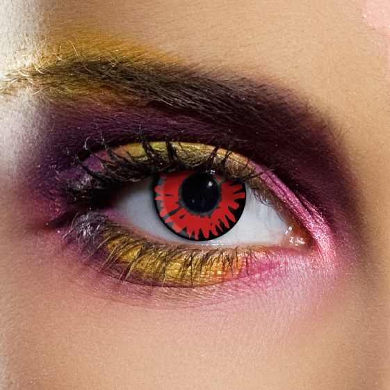 Novelty Contact Lenses - Volturi