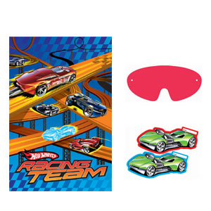 Hot Wheels Party Game- 4pc