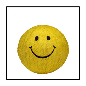 Smiley Ball Pinata