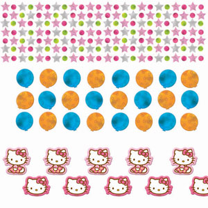 Hello Kitty Balloon Dreams Confetti- Assorted
