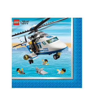 Lego Luncheon Napkins- 16ct