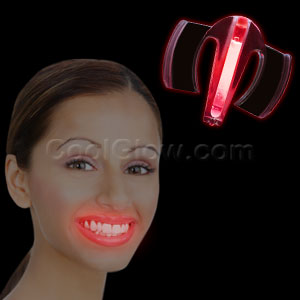 Glow Mouth Guard - Red