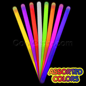 14 Inch Glow Sticks - Assorted