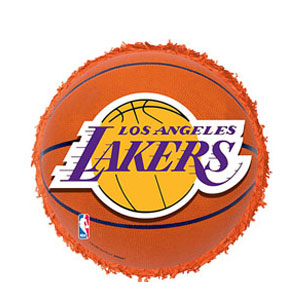 L.A. Lakers Pinata