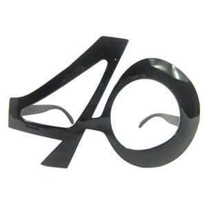 Big 40 Eye Glasses