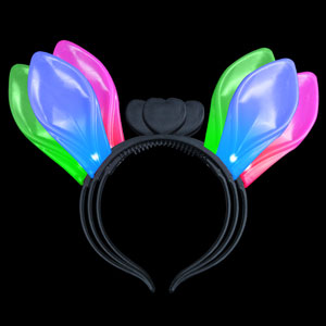 LED Animal Ears Headband - Assorted