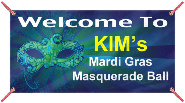 Masquerade - Custom Banner