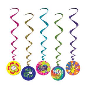 60s Whirls - 5ct