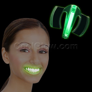 Glow Mouth Guard - Green