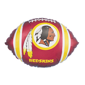 Washington Redskins Balloon