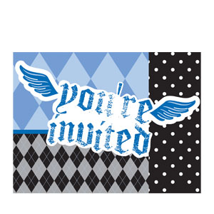 Little Rebel Invitations - 8ct