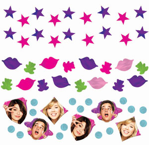 iCarly Confetti- Assorted