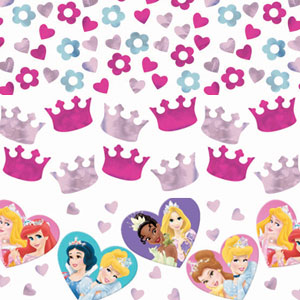 Disney Princess Confetti- Assorted
