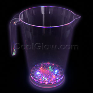 LED Serving Pitcher - 48 oz.