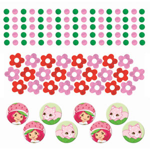 Strawberry Shortcake Confetti- Assorted