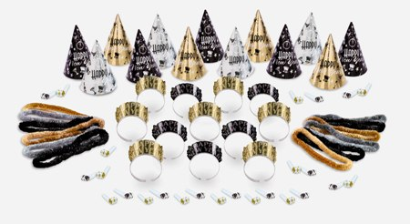 Elegant Evening- BSG- New Years Party Kit for 25