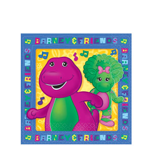 barney-luncheon-napkins-16ct