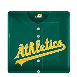oakland-athletics-square-10-inch-plates-18ct