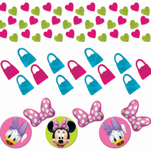 Disney Minnie Mouse Confetti- Assorted