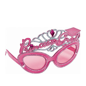 Princess Grad Fun Shades
