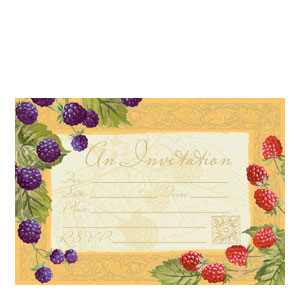 Harvest Postcard- 8ct