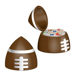 Inflatable Football Cooler- 24in