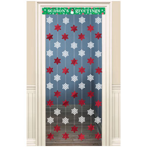 Holiday Doorway Decoration- 48 Inch