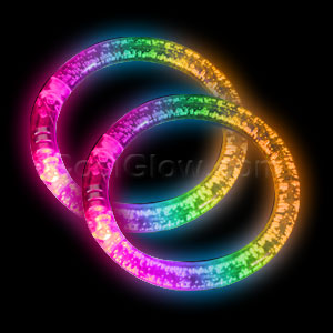 LED Bubble Bracelet