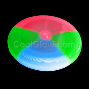 LED Frisbee 8 Inch - Multicolor