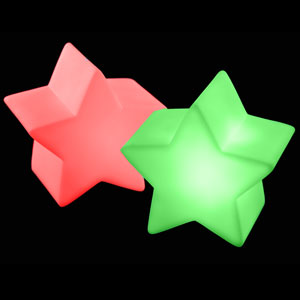 LED Color-Morphing Star Mood Light