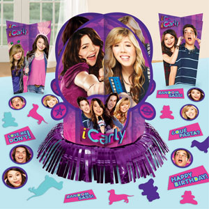 iCarly Table Decorating Kit- 27pc