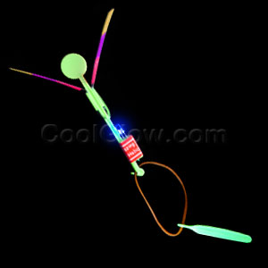 LED Slingshot Flyer