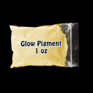 Glominex Glow Pigment 1 oz - Yellow