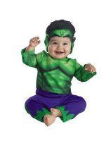 Baby Hulk Infant - Toddler Costume - Infant/Toddler