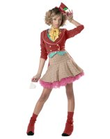 The Mad Hatter Teen Costume - 7-9