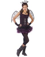 Night Wing Bat Teen Costume - Teen (0-9)