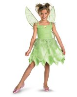 Tink and the Fairy Rescue - Tinkerbell Classic Toddler - Child Costume - Large (10-12)