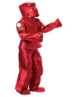 Rock'em Sock'em Robots - Red Rocker Adult Costume - One Size Fits Most Adults