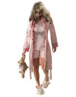 The Walking Dead - Pajama Zombie Adult Costume - One-Size (Standard)