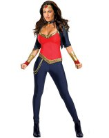 Wonder Woman Deluxe Adult Costume - Large