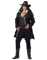 Round 'em Up Adult Plus Costume - 3XL