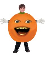 Annoying Orange Child Costume - One-Size (8-12)