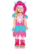 Sweetheart Monster Toddler Costume - XS (3T-4T)