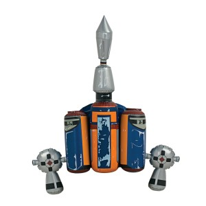Star Wars Boba Fett Inflatable Jetpack - Blue / One Size