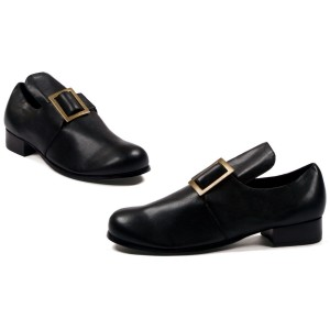 Samuel Black Adult Shoes - Black / Small (8-9)