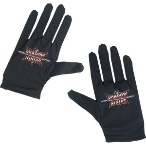 Warrior Legacy Child Gloves - Black / One Size