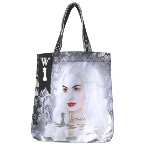 Alice In Wonderland Movie - White Witch Tote - White / One-Size