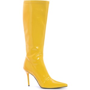 Sexy Emma Yellow Adult Boots - Yellow / 6