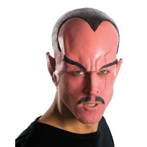 Green Lantern Movie - Sinestro Makeup Kit Adult - Red / One-Size
