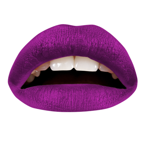 Temporary Lip Tattoos - Classic Purples